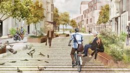 PRESSEMEDDELELSE Arkitekter udpeget til 500 nye baeredygtige boliger med unik beliggenhed ud til Koege Kyst