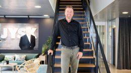 PRESSEMEDDELELSE Lars Larsen Group praesenterer endnu et rekordresultat