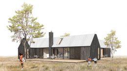 PRESSEMEDDELELSE EBK HUSE lancerer Danmarks foerste delesommerhus