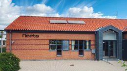 PRESSEMEDDELELSE Eksportomsaetningen er naesten fordoblet i Horsens Kommune