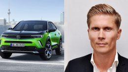 PRESSEMEDDELELSE Opel Danmark har faaet ny direktoer med hoeje ambitioner for maerket