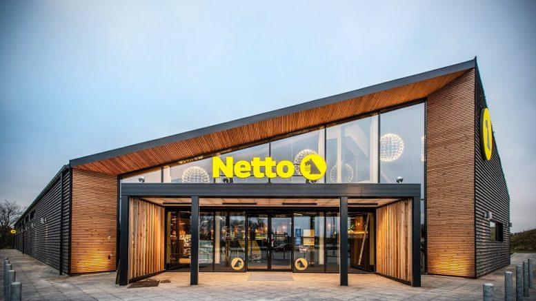 PRESEMEDDELELSE Nye butikker paa vej med groenne Netto butikker der blomstrer op over hele landet