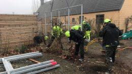 PRESSEMEDDELELSE Samarbejdsprojekt i Jonstrup giver groennere uderum og succesoplevelser i rygsaekken