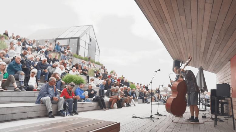 PRESSEMEDDELELSE SALLING ROOFTOP byder paa koncerter i den absolutte jazz elite til Aarhus Jazz Festival